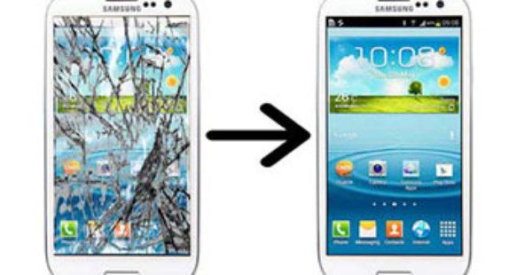 Samsung S5 Cam Değişimi