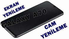 Samsung Galaxy A70 Ekran Cam Yenileme (Değişimi)